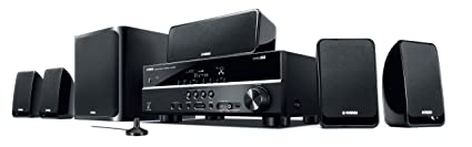 Yamaha Home Theater Package Yht-299 (Black)