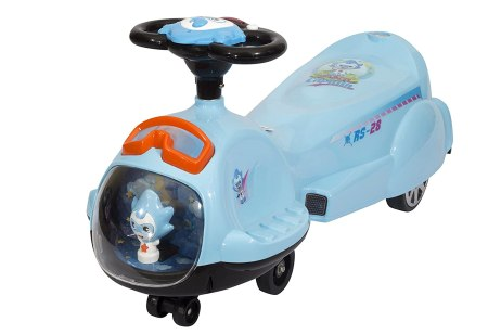 Toyhouse Spaceship Swing Car