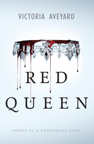 Buchrezension Red Queen Victoria Aveyard Die rote Königin