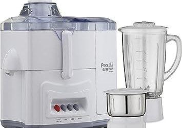 Preethi Essence Plus CJ-102 600-Watt Juicer Mixer Grinder