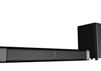 Envent Horizon 501 Bluetooth Sound Bar with Woofer