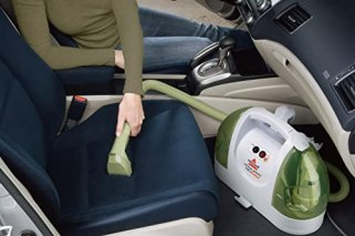 BISSELL Little Green Pro-Heat Compact Multi Purpose Carpet Cleaner, 14259