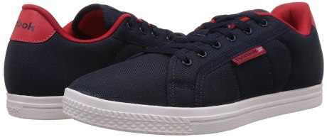 Reebok Men's Court Canvas Sneakers