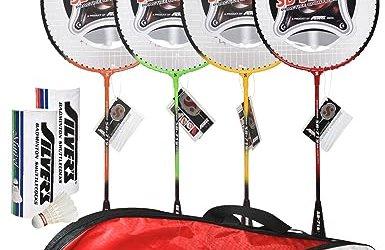 Silver SB 719 Badminton Combo