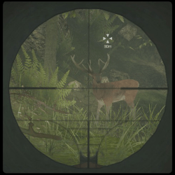 Sniper Hunter: Forest Contract