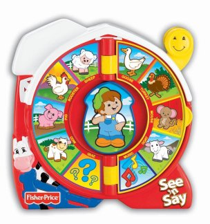 Fisher-Price The Farmer Says See 'n Say