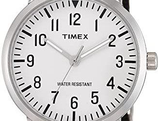 Timex OMG Analog White Dial Unisex Watch - TWEG15414