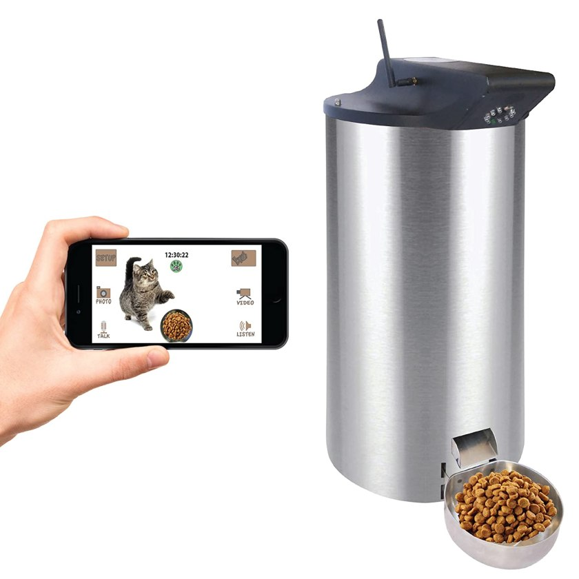 petpal pet animal feeder automatic wifi review