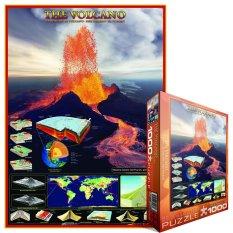 EuroGraphics The Volcano Puzzle (1000-Piece)