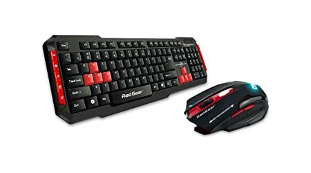 Dragonwar Storm Gaming Keyboard & LED Mouse Combo @Rs. 899