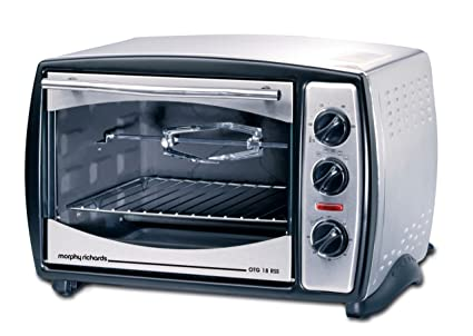 Morphy Richards 18Ltr 18 R-SS oven Toaster Grill