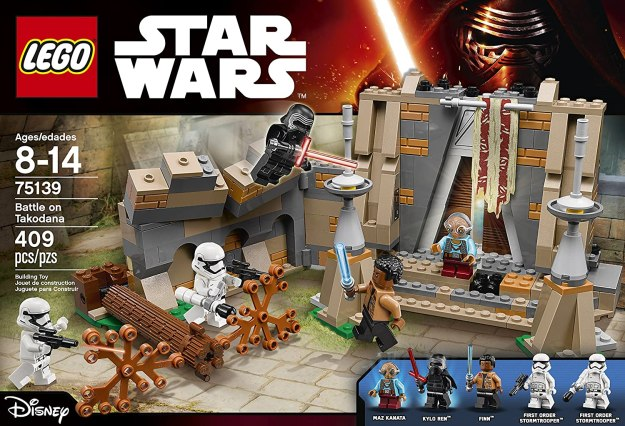 LEGO 75139 Battle on Takodana