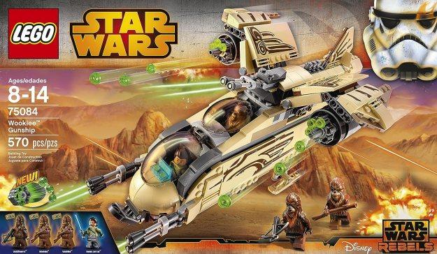 75084 Wookie Gunship