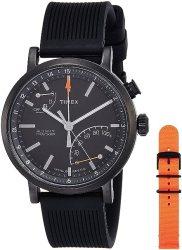 Timex TWG012600AA Metropolitan Mens Smart Watch @Rs.9,995