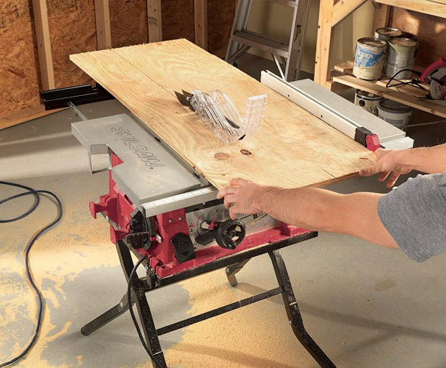 The Best Table Saw For 2017 – Complete Buyers Guide & Reviews