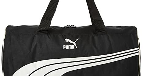 Puma Polyester Black Messenger Bag