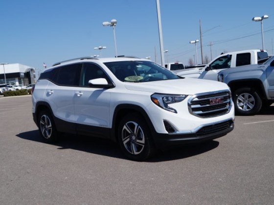 New 2018 GMC Terrain SLT SUV in Wichita  T218245   Hatchett Hyundai     New 2018 GMC Terrain SLT