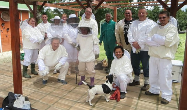 Honeychild - Beekeeping Theory in Rheenedal 1a