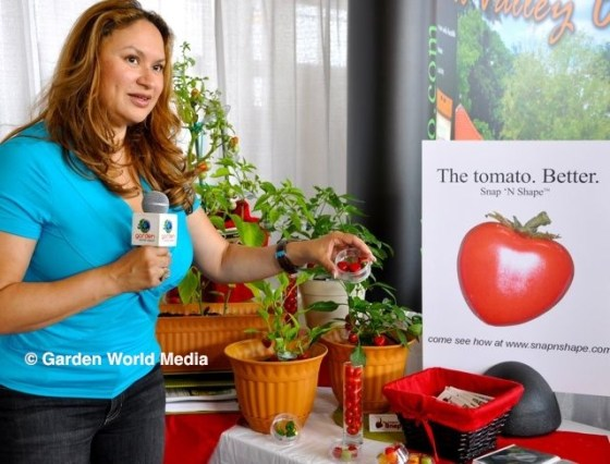 SnapNShapeTomato reviewed by Garden Center TV