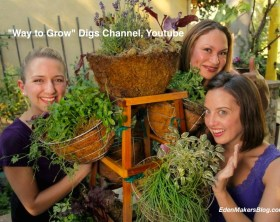 Way-To-Grow-Cast Digs-EdenMakers-Blog with Shirley Bovshow