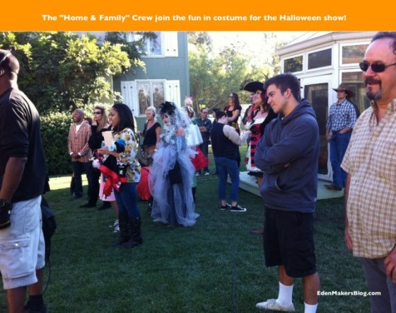 Crew-Hallmark-Home-and-Family-show-on-Halloween