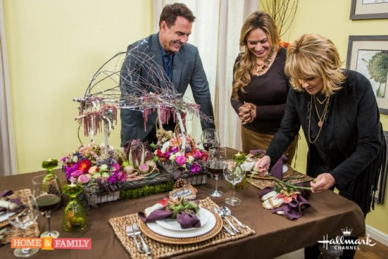 garden-floral-designer-shirley-bovshow-thanksgiving-centerpiece-mini-gazebo-with-cristina-ferrare-mark-steines-home-and-family-show-hallmark-channel.jpg
