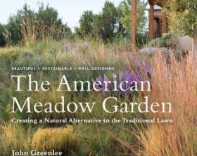 The American Meadow Garden book cover