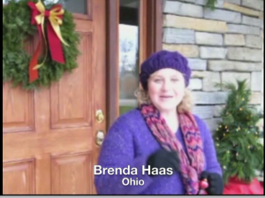 Brenda Haas of GardenChat on Garden World Report Show