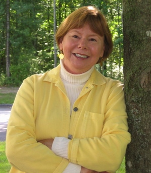 Garden Author Sharon Lovejoy on Garden World Report Show