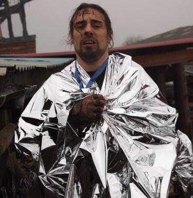 Hypothermia at Tough Guy