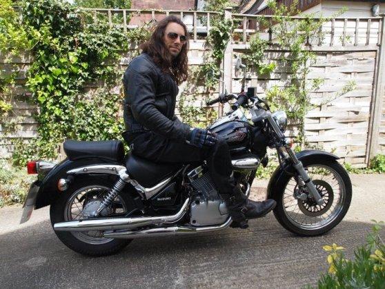 Bought a Motorbike