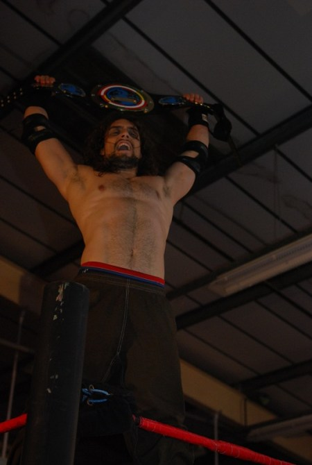 Murorga Sim Bowa EWA Champion Wrestling