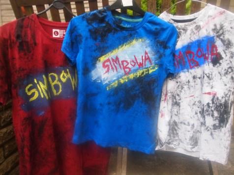 Pre-Dirtified Murorga Sim Bowa T-Shirts