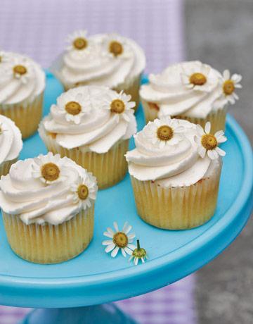 Cupcake decorating ideas edible crafts for Fun and easy cupcake decorating ideas