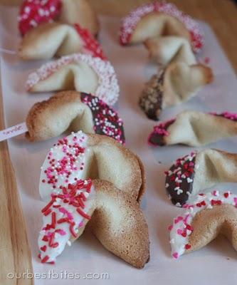 how to make custom fortune cookies