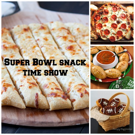 Super Bowl Snack Time Show