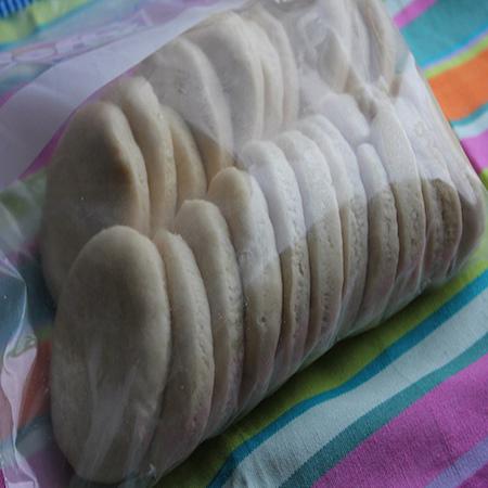 Homemade Freezer Biscuit