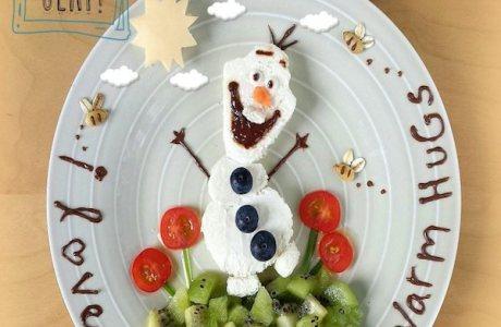 Olaf Breakfast