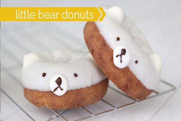 bear-donuts-treat-easy