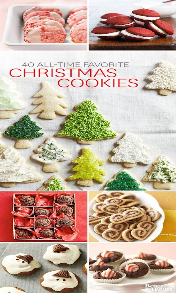 Christmas Cookies Galore Edible Crafts