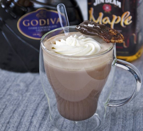 Double Chocolate Maple Hot Cocoa – Edible Crafts