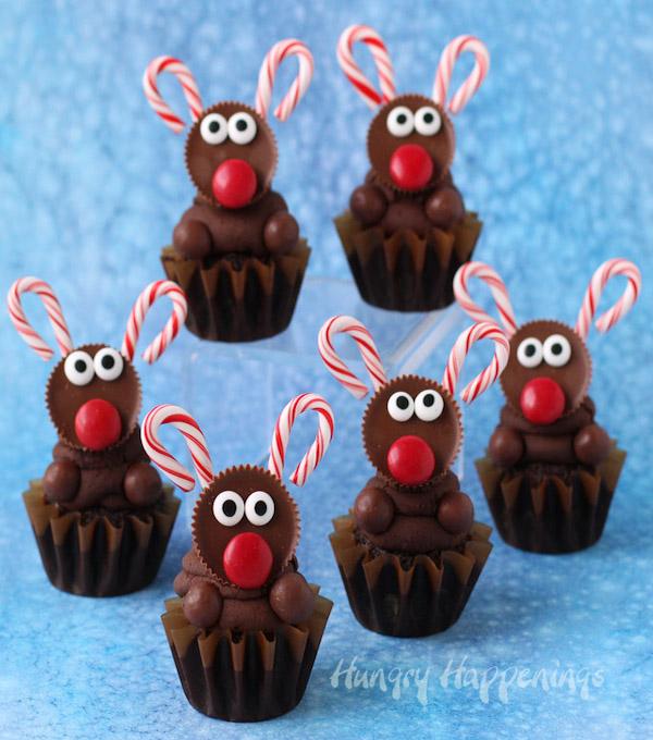 chocolate-reindeer-cupcakes-rudolph-cupcakes-