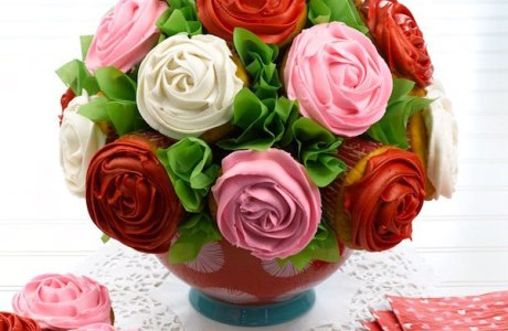 DIY- Cupcake Bouquet