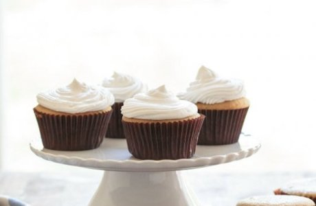 Maple Syrup Cupcake