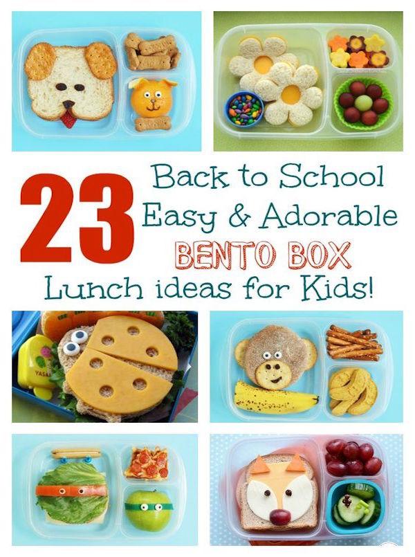 school lunch ideas for kids pinterest crafts. Black Bedroom Furniture Sets. Home Design Ideas