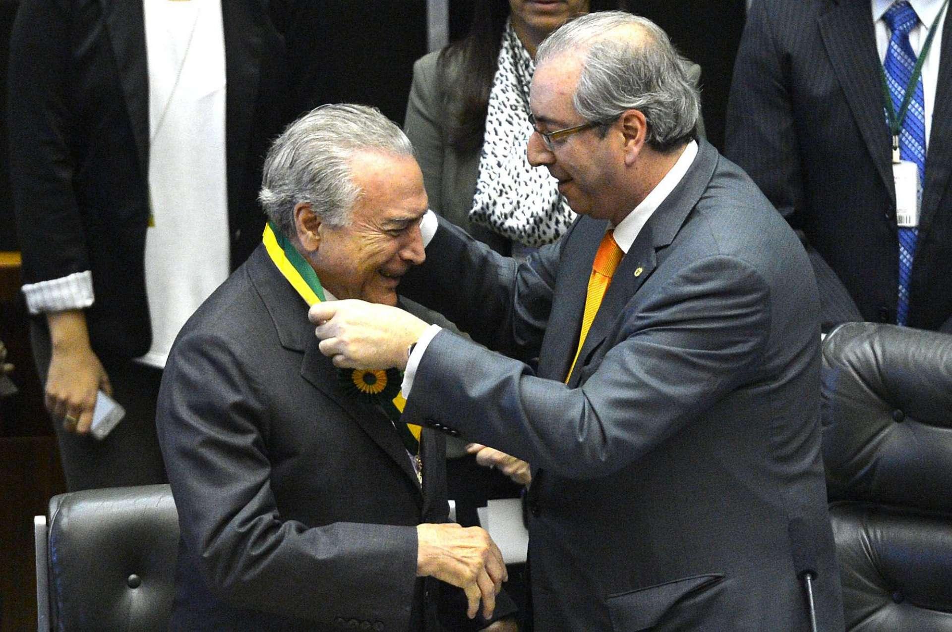 Prisão de Cunha : vitória menor do PT