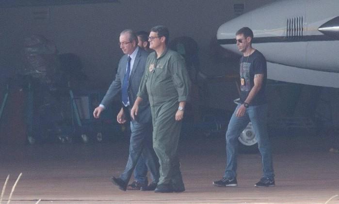 Prisão Cunha faz tremer o Governo Temer