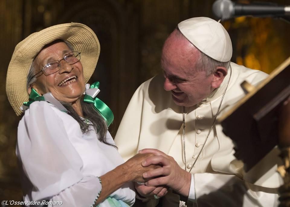 Papa Francisco I : Inferno e Adão e Eva, apenas metáforas