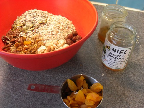Edinburgh Foody Muesli Recipe
