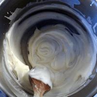 Two: make corn starch glue.